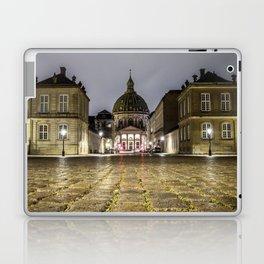 Low Angle shot Laptop & iPad Skin