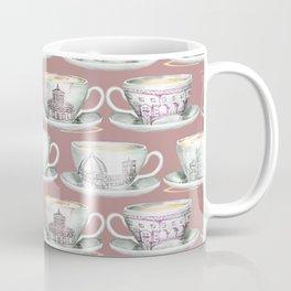 Florence coffee cup print Coffee Mug
