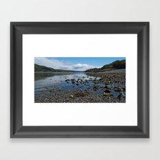 Loch Spelve Framed Art Print