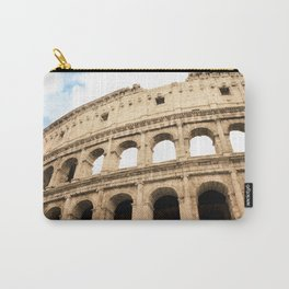 The Colosseum, Rome, Italy. Carry-All Pouch