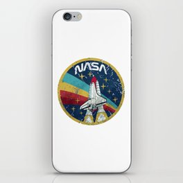 Nasa Vintage iPhone Skin