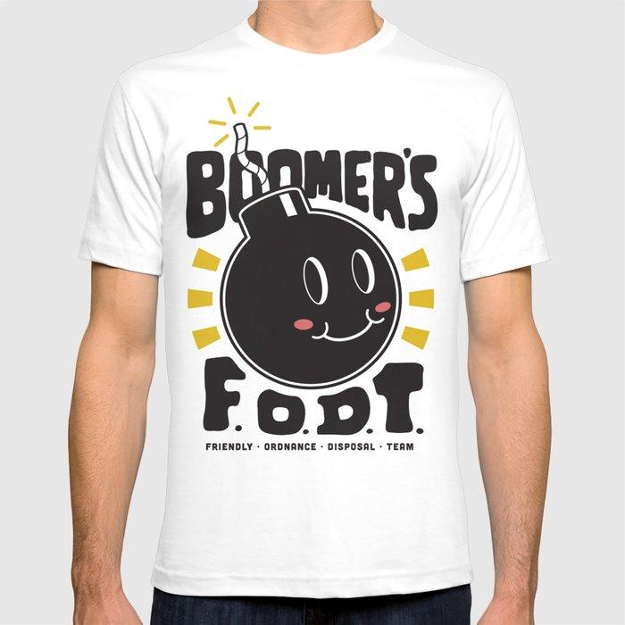Happy Bomb T-shirt