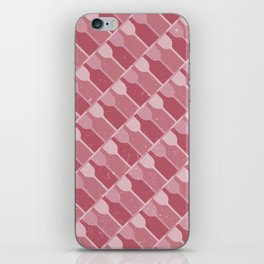 Wine Forever - Red iPhone Skin