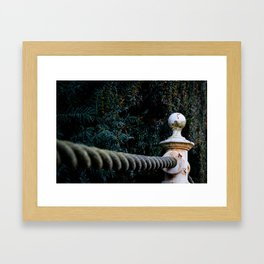 unterwegs_1610 Framed Art Print