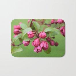 Crabapple Blooms Bath Mat