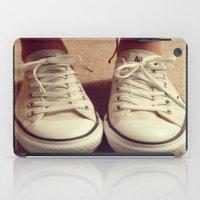 converse iPad Cases featuring Converse by M O L L Y J A N E