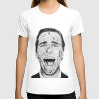 american psycho T-shirts featuring American Psycho by Aoife Rooney Art