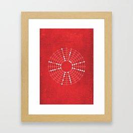 Prime Circle Framed Art Print