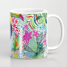 Toucan in the Rainforest Coffee Mug