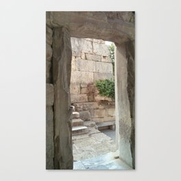 Athens/ history /heritage Canvas Print
