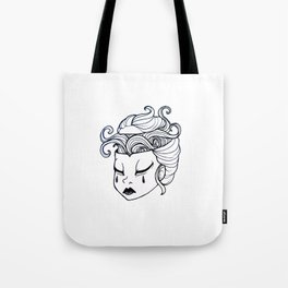 Pandora Box Tote Bag