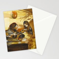 The Guitarists Stationery Cards