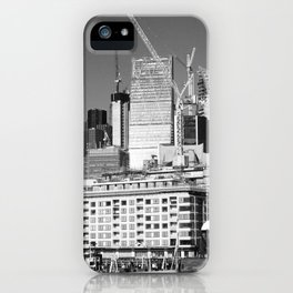 City Of London Skyline iPhone Case