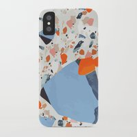swedish iPhone & iPod Cases featuring Swedish Lava by Pearlyn Chiam