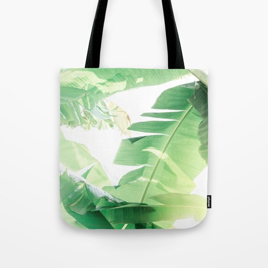 Jungle Abstract II Tote Bag