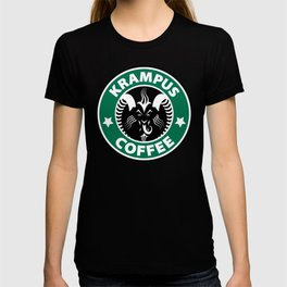 Krampus Coffee T-shirt