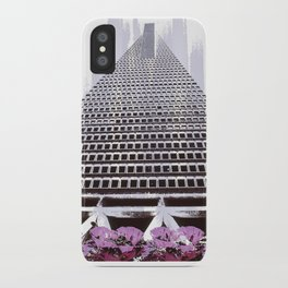 Transamerica iPhone Case