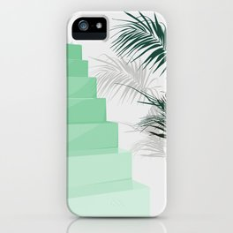 House of the cat iPhone Case