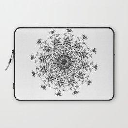 Tree Mandala 2 Laptop Sleeve