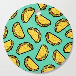 It's Taco Time! Cutting Board