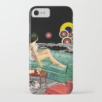northern lights iPhone & iPod Cases featuring Northern Lights by Eugenia Loli
