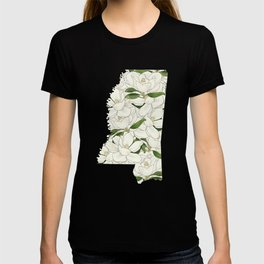Mississippi in Flowers T-shirt
