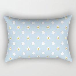 Eggs Pattern Rectangular Pillow