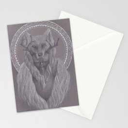 The Shaman Bastard Stationery Cards