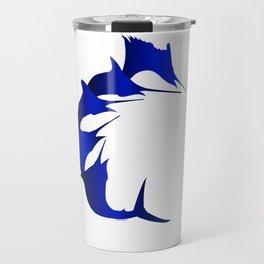 BILLFISH SLAM GRAPHIC Travel Mug