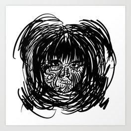 ELA Art Print