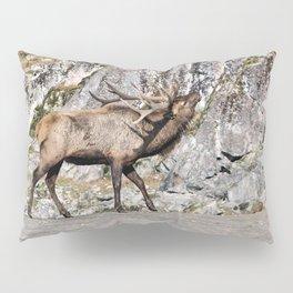 Wapiti Bugling (Bull Elk) Pillow Sham
