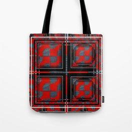 Bow Tie 6 Tote Bag