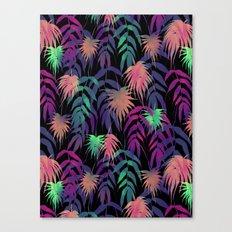 New Palm Beach - Winter Canvas Print