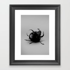 INSECT_2 Framed Art Print