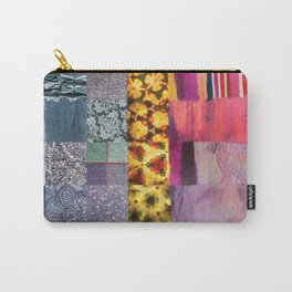 Mosaic of Free Colours Carry-All Pouch