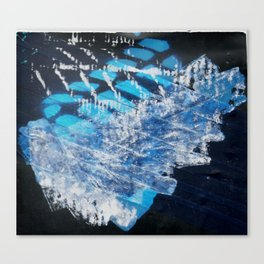Materials Canvas Print