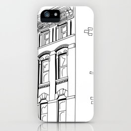 Wicker Park - Chicago, Illinois iPhone Case