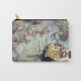 Baby Cuttlefish and Hard Coral Carry-All Pouch