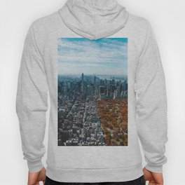 New York City Central Park Hoody