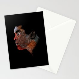 Mohamed Ali Color Stationery Cards
