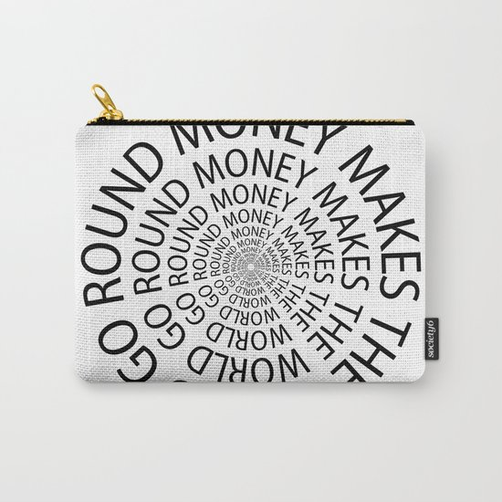 Money World Carry-All Pouch