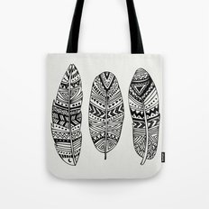 Feathers Of My Life Tote Bag