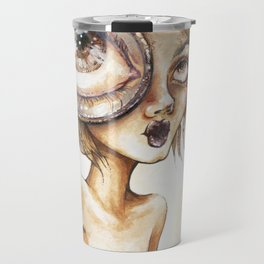 Gretchen,Victoria's cousin Travel Mug