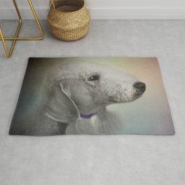 Bedlington Terrier Rug