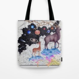Sightseeing: or, the adynaton Tote Bag