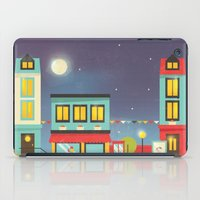 street iPad Cases featuring street by Isabel Sousa