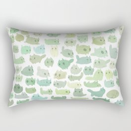 80 catcti Rectangular Pillow