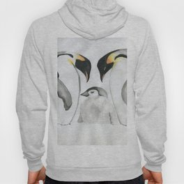 Unconditional Love In the Arctic Hoody