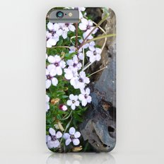 Volcanic flowers iPhone 6s Slim Case