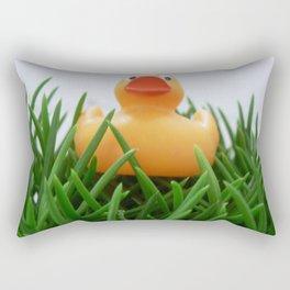 Rubber duckie Rectangular Pillow